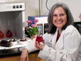 photo of Dr. Monica Giusti